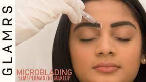 semi permanent makeup microblading