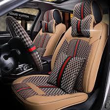 car seat cover executive gucci design