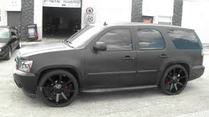 DUBSandTIRES.com 26 Inch KMC Slide Black wheels Matte Black 2010 ...