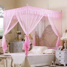 palace mosquito net princess adult bed canopy queen mosquito net for ...