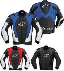 Alpinestars Rc 1 Leather Jacket