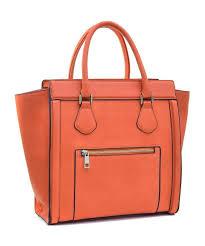 dasein handbags satchel leather luggage