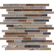 anatolia tile copper mountain mixed material stone glass metal concept from tin backsplash