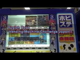 Retro Vending Machine Vol 1 Extraordinary Pokemon Card Vending Machine Challenge Japan Vol 48