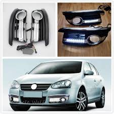 2007 Vw Jetta Daytime Running Light Bulb For Vw Jetta 5 A5 Mk5 2006 2007 2008 2008 2010 2011 Front