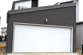 flush panel garage doorFlush Panel Garage Doors  Queen City Overhead Door
