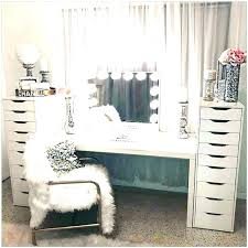 Bedroom Vanities With Drawers White Vanity Set With Drawers Awesome ...