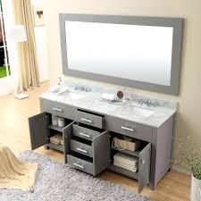 70 inch vanity inch gray double sink bathroom vanity intended for fresh inch bathroom 70 inch vanity inch bathroom