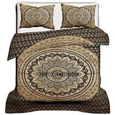 indian duvet cover mandala doona quilt cover bohemian bedding bedspread quilt