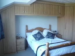 Lyndhurst Bedroom Furniture Space Saving Fitted Bedroom Furniture A White Bedroom With A