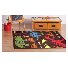 dinosaur area rug wayfair
