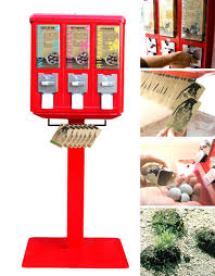 Seed Bomb Vending Machine
