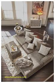 delightful decoration how to place a rug under sectional sofa area