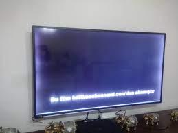 TV IŞIK SIZMASI