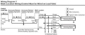lutron spsf 6am 277 wh spacer system 277v 6a fluorescent 3 wire 277 vac wiring diagram lutron spsf 6am wiring diagram