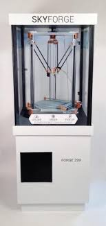 Printing Vending Machine Mesmerizing 48D Printed Food Skyforge A Vending Machine For Your 48Dprinted