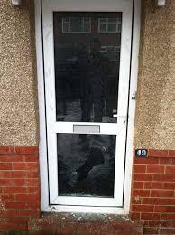 replace upvc glass door panel leeds bradford