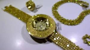 lab made yellow diamond watch chain 360 ring video gucci mane jewelry you