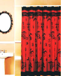 asian curtain full size of shower shower curtain bamboo oriental red black fabric shower curtain asian