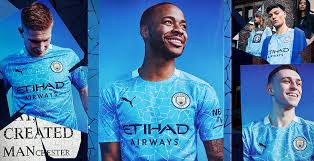 The site owner hides the web page description. Manchester City 20 21 Home Kit Released Footy Headlines