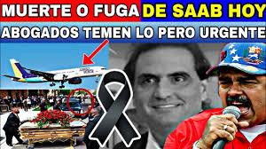 ALEX SAAB TEME LO PEOR ABOGADOS SE QUEJAN DE SU CONDICIÓN-NOTICIAS DE  VENEZUELA HOY ULTIMO MINUTO... - YouTube