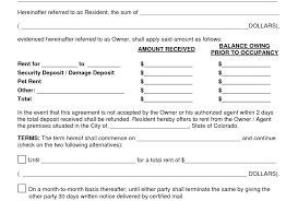Lien Agreement Sample Choice Image - Agreement Letter Sample Format