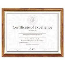 Leaf Document 8-1 2 At X W Wood Maple 11 Frame Two-tone diploma gold com Trim Tigerdirect