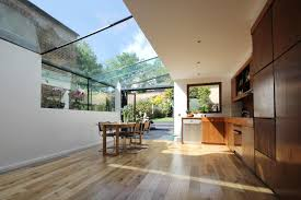 Home Interiors:Unique Living Room With Glass House Extension Ideas Elegant  House With Glass House