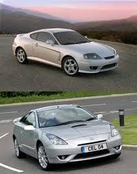 Toyota Celica 1.8 vvt-i 145 VS Hyundai Coupe FX 2L 143 Which one ...