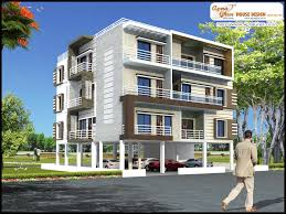 Modern Apartment Exterior Design An Online Complete Architectural - Modern apartment building elevations