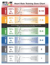 Myzone Color Chart Understanding Your Target Heart Rate Farrells Extreme
