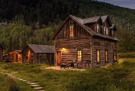 Small Picture The Tipping Cabin Colorado