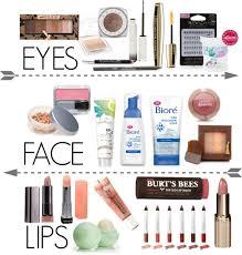 makeup bag essentials list makeup vidalondon view larger