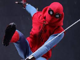 spider man homeing mms414 spider