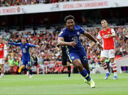 Arsenal vs Chelsea LIVE: James purpose ...