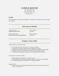 Sample Copy Of Resumes Resume Excelent Show Examples Of Resumes Show Examples Of
