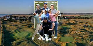 British Open 2021: The top 100 golfers ...