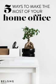 home office magazine. 5 Ways To Make The Most Of Your Home Office With Lucinda Batchelor Study Magazine