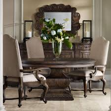 60 round wood dining table awesome 60 inch round dining table set stylish pedestal and upholstered