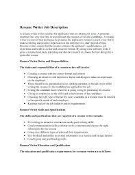 data entry job description for resumes resume writer job description a writes resumes for applicants who