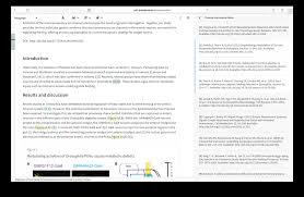 Produce A Scientific Paper With Lens Writer Michael Aufreiter Medium