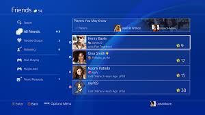 ps system software update is out now here s everything you fire sprinkler essay custom profile colour ready for a much more personal ps4 home screen head to settings then select theme