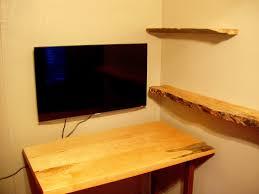 office floating desk small. Fantastic Custom Floating Wall Shelves Pi20 Bjxiulan Com Hd Images. Interior Design Of Office Chamber Desk Small