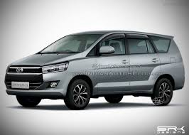 new car release month2016 Toyota Innova to be revealed in Indonesia next month  Report