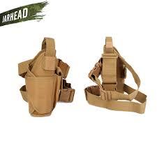 <b>Tactical Tornado Universal Pistol</b> Drop Leg Holster <b>Military</b> Thigh ...