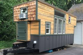 Small Picture Innovative tiny house on wheels rolls on for 65K Curbed Seattle
