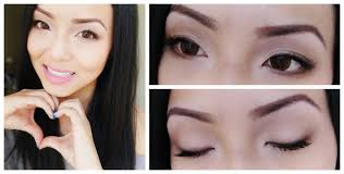 Asian eye makeup youtube