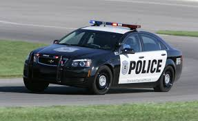 2012 Chevrolet Caprice PPV Police Car Review – Review – Car and Driver