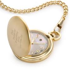 engraved pocket watches at things remembered gold pocket watch