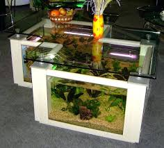 how to build an aquarium coffee table coffee table aquarium 10 diy fish tank coffee table